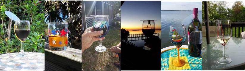 Flip2sip Helps Keep Bugs Out Of Your Wine Glass Tea